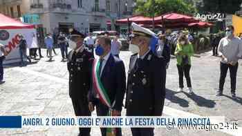 VIDEO – Angri. Festa della Repubblica anche per la nuova libertà - Agro24