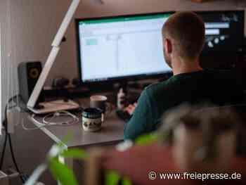 Erste Firmen machen Homeoffice zur neuen Arbeitsnormalität - Freie Presse