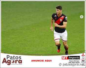 Jovem talento de Lagoa Formosa vem ganhando espaço na elite do futebol profissional - Patos Agora