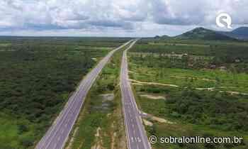 Rodovia do Contorno de Itapipoca já está pronta para tráfego - Sobral Online
