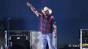Country star Jason Aldean to perform in Arkansas - KATV