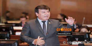 Absalón Campoverde es el nuevo gobernador de Zamora Chinchipe - Diario Crónica (Ecuador)