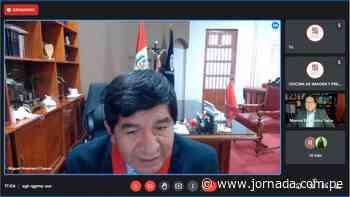 Corte Superior de Ayacucho, desarrolló primera jornada académica en materia de violencia familiar - Jornada