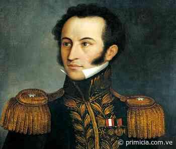 Gran Mariscal de Ayacucho: Fiel a la causa emancipadora - Diario Primicia - primicia.com.ve