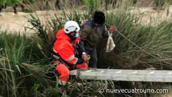 Una riada atrapa a un hombre mientras buscaba caracoles en Oyón - NueveCuatroUno