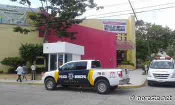 Operativo de prevención y seguridad por proceso electoral en Coatzintla - NORESTE