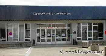 Un centre éphémère de dépistage de la covid-19 à Plabennec ce vendredi - Le Télégramme