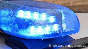 Männer sollen Polizeibeamte angegriffen haben - Süddeutsche Zeitung