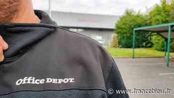 Meung-sur-Loire : la colère des salariés d'Office Dépot, condamné à la fermeture - France Bleu