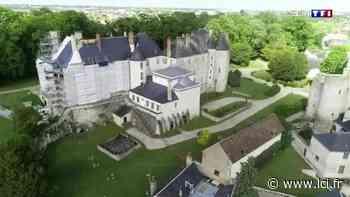 Merveilles du Loiret : le château de Meung-sur-Loire - LCI