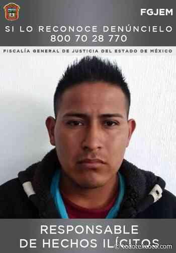#Dan 55 años de tambo a Alejandro Maximino por asesinar a su pareja en Zumpango - todotexcoco.com