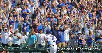 Cubs prepare for full capacity at Wrigley Field - Chicago Sun-Times