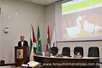 II Fórum de Turismo de Forquilhinha apresenta criação de produto turístico e case de sucesso - Forquilhinha Notícias