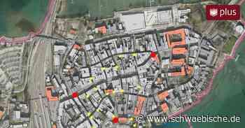 Bewegliche Poller in Lindau gehen in Betrieb - Schwäbische