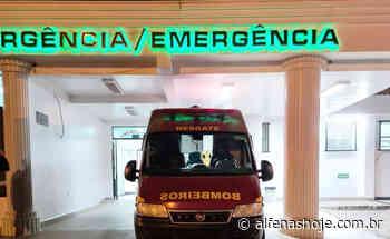 Bombeiros atendem vítimas de esfaqueamento - ALFENAS HOJE - Alfenas Hoje