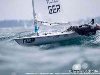 Laser-Weltmeisterschaft: Buhl vor Beginn der Finalrunde: - Yacht.de