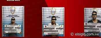 Desarticulada banda que operaba en Cagua aragua - Diario El Siglo
