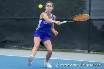 Girls tennis: Top-seeded Waterville rolls past Erskine in Class B North quarterfinals - Kennebec Journal and Morning Sentinel