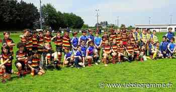 Reprise de la compétition pour l'école du Rugby-Club Plabennec - Le Télégramme