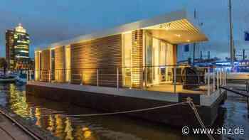 Messebaufirma aus Holm: Trotz Corona kein Stillstand – Hausboote als zweites Standbein | shz.de - shz.de