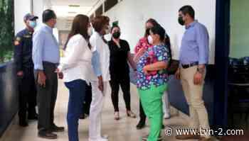 Aplicarán 4 mil vacunas de AstraZeneca en Chitré a partir del lunes 7 de junio - TVN Noticias