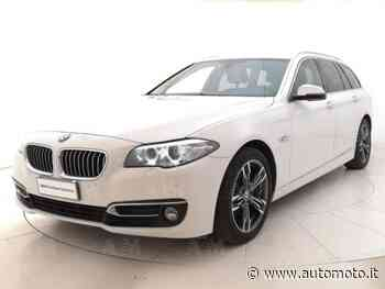 Vendo BMW Serie 5 Touring 520d xDrive Luxury usata a Castelfranco Veneto, Treviso (codice 9125207) - Automoto.it