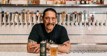 Actor Danny Trejo Brings His Tacos to a Chicago Ghost Kitchen - Eater Chicago