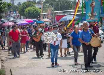 Católicos de Oteapan y Zaragoza celebran a San Antonio de Padua - Imagen de Veracruz
