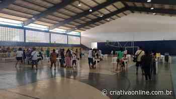 1.700 pessoas vacinadas contra a Covid em Santo Antonio de Jesus nesta quinta - Criativa On Line