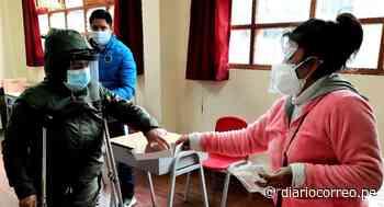 Huancavelica: Más de mil personas con discapacidad acudirán a votar el domingo - Diario Correo