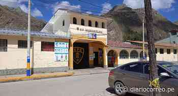 Huancavelica: Va al penal por tener objeto que fue robado en asalto - Diario Correo
