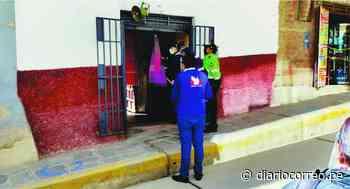 Huancavelica: Retiran publicidad de partidos colocada en zona monumental - Diario Correo