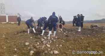 Huancavelica: A un año de su deceso, exhuman cuerpo de exchófer de la Dirección Regional de Camélidos Sudamericanos - Diario Correo