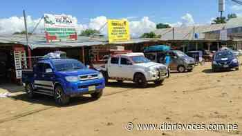 Transportistas de la ruta Tarapoto – Yurimaguas se perjudican con paro de 48 horas - Diario Voces