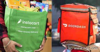 DoorDash, Uber Eats, Instacart challenge major e-commerce retailers
