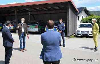 Beim Polizeigebäude besteht akuter Handlungsbedarf - Hauzenberg - Passauer Neue Presse