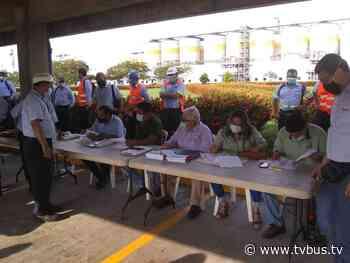 En Tuxtepec, cerveceros votan para legitimar de contrato colectivo - TV BUS Canal de comunicación urbana