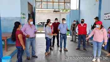 Inauguran nuevo colegio en distrito de Uchiza en región San Martin - Radio Nacional del Perú