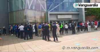 Video: Evacuaron un centro comercial de Floridablanca ante alarma de un paquete sospechoso - Vanguardia