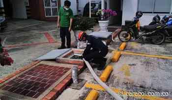 Material de arrastre no permite normalización del servicio agua - Caracol Radio