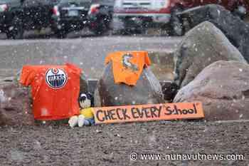 Iqaluit holds vigil in remembrance of residential school victims - NUNAVUT NEWS - Nunavut News