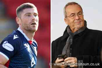 Iain Vigurs slams Ross County owner Roy MacGregor's claims of a family club as axed players discover fate o... - The Scottish Sun