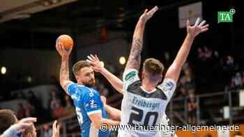 Eine Rückkehr voller Emotionen für Handball-Zweitligist ThSV Eisenach - Thüringer Allgemeine