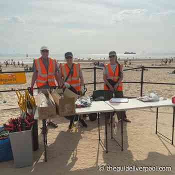 """Sefton Council is saying """"thank you"""" to its volunteers as part of national Volunteer's Week - The Guide Liverpool"""
