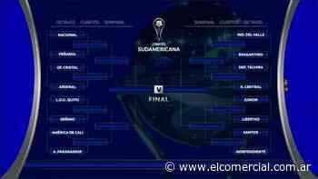 Independiente, Rosario Central y Arsenal ya conocen a sus rivales en octavos de final - El Comercial.com.ar