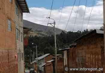 Huamalíes: Implementan obras de electrificación en tres zonas de Llata - INFOREGION