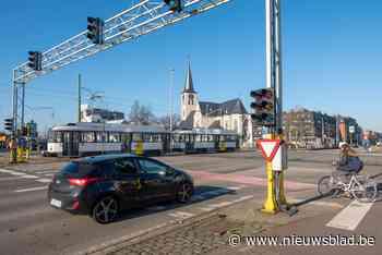 Herinrichting Singelkruispunt Grotesteenweg in de startblokk... (Berchem) - Het Nieuwsblad