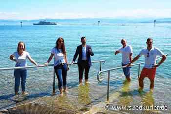 Immenstaad: Hallo, Badesommer! Das Aquastaad in Immenstaad ist wieder geöffnet - SÜDKURIER Online