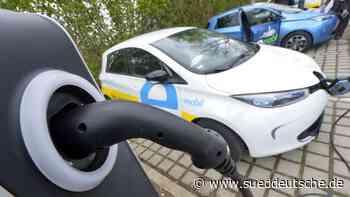 Elektroautos zum Anfassen - Süddeutsche Zeitung