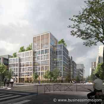 Gecina précommercialise l'immeuble Montrouge Porte Sud à Edenred France sur 12 000 m² - Business Immo
